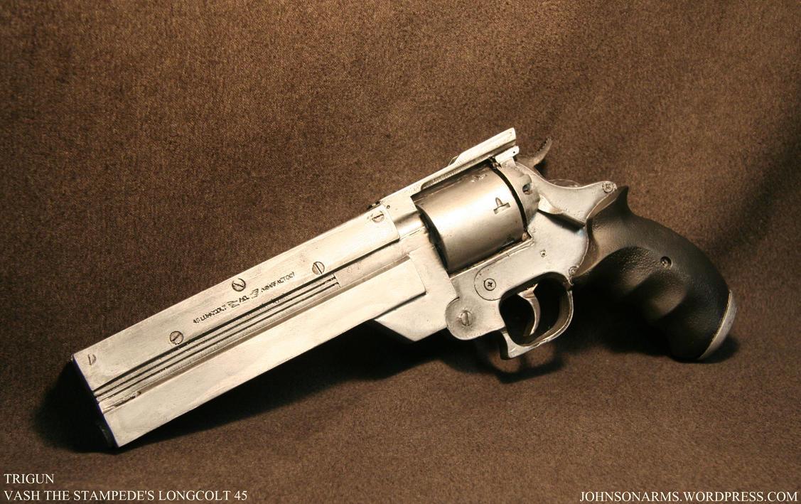 The Assassination ( A merénylet )  Trigun_long_colt_45_by_bcjfla76-d3lo608