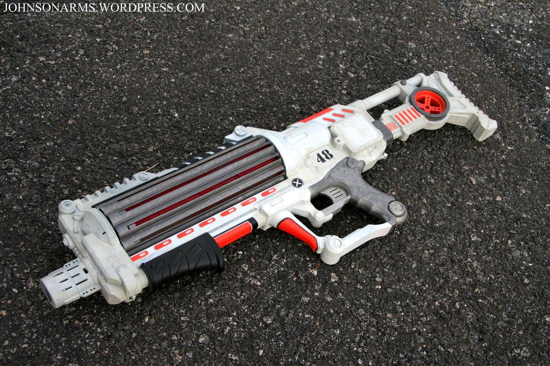 District 9 Style Gun Prop by JohnsonArms