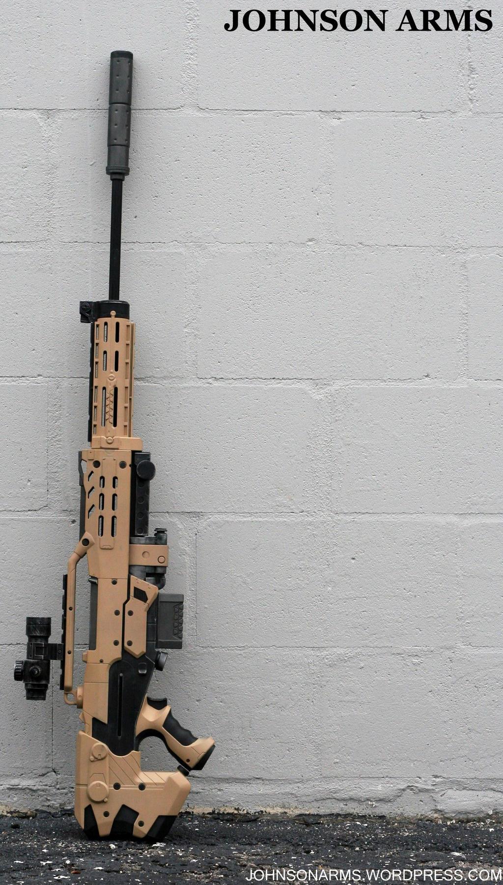 Longshot Sniper Conversion 2 by JohnsonArms