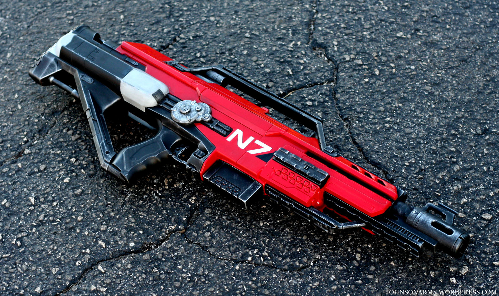 G33kwatch.com N7 Stampede by JohnsonArms