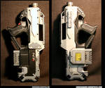 Mass Effect-style Nerf Rayven - Non-Standard Issue