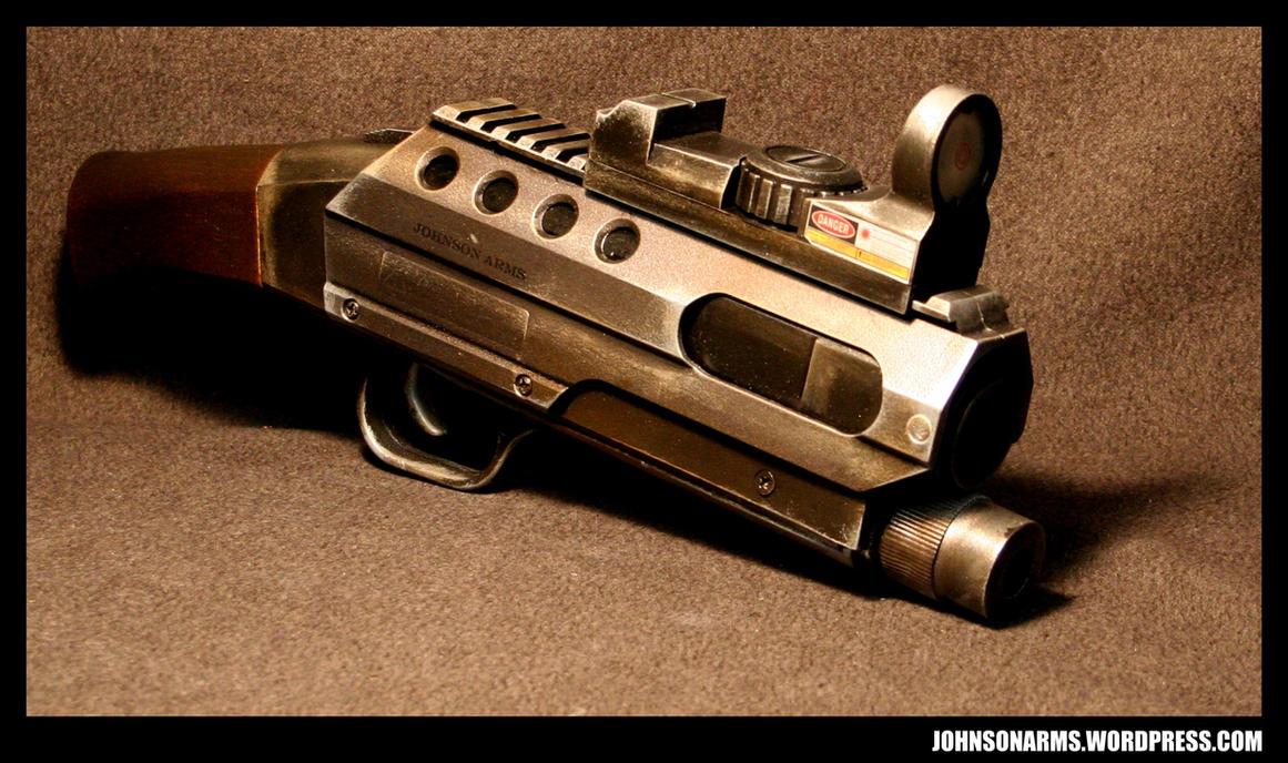 Pocket Shotgun by JohnsonArms