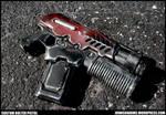Warhammer 40k Inspired Bolter Pistol