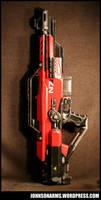 Mass Effect 3 Revenant Themed Nerf