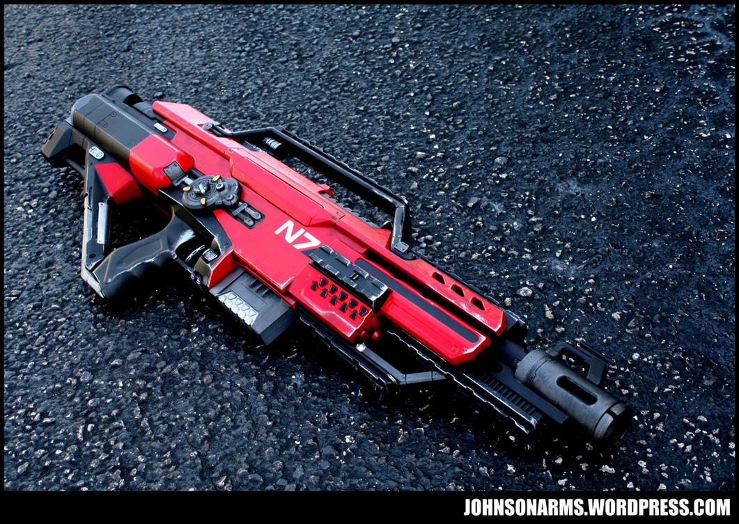 Mass Effect N7 Stampede - Dynamic Shot by JohnsonArms