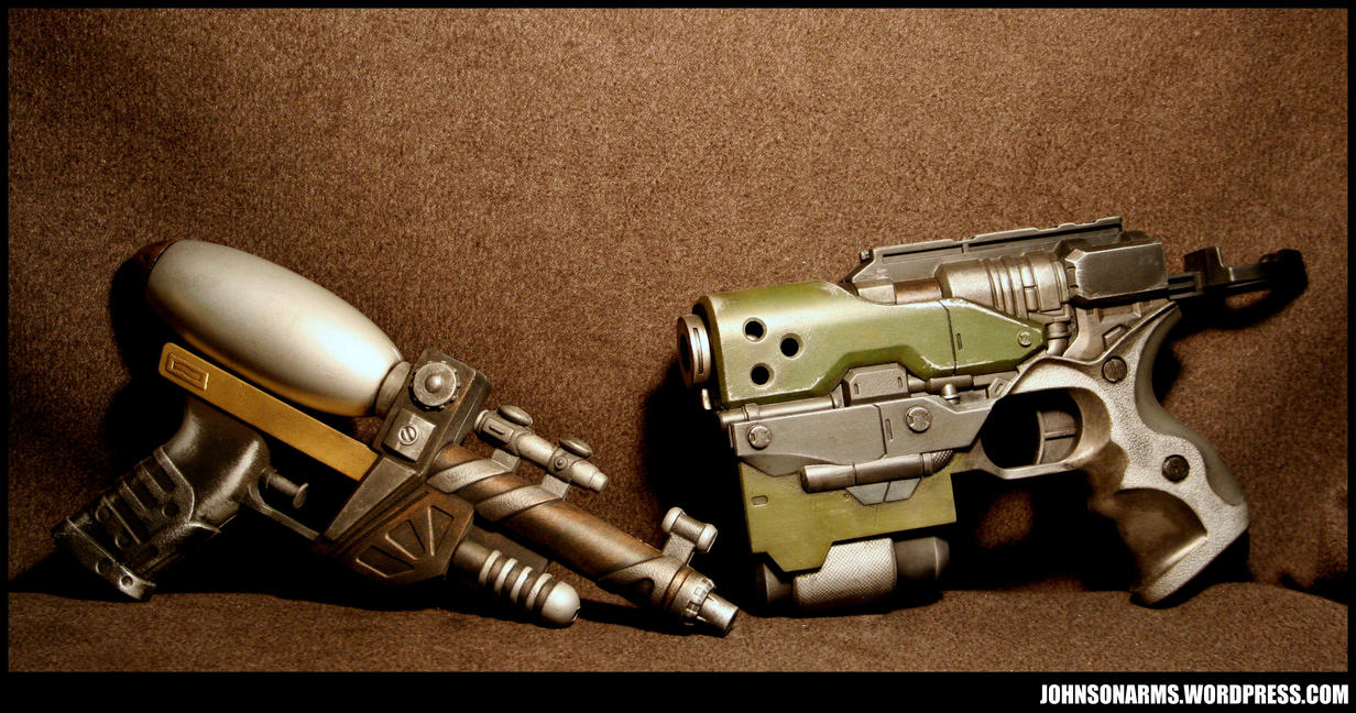 A Couple Props - June 2012 by JohnsonArms