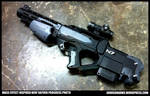 Mass Effect Inspired Nerf Rayven