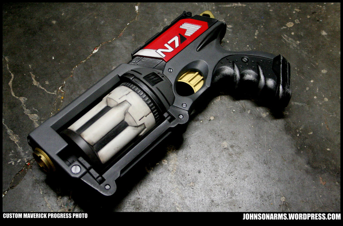 N7 Maverick by JohnsonArms