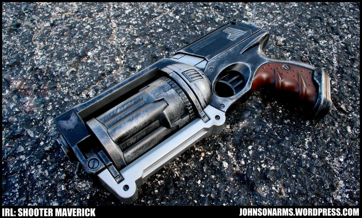 Custom Maverick for IRL: Shooter by JohnsonArms