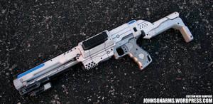Starwars inspired Nerf Elite Rampage