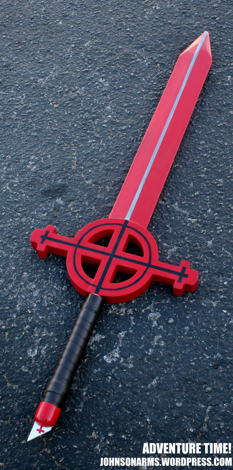 Adventure Time - Demon Blood Sword 2.0 by JohnsonArms