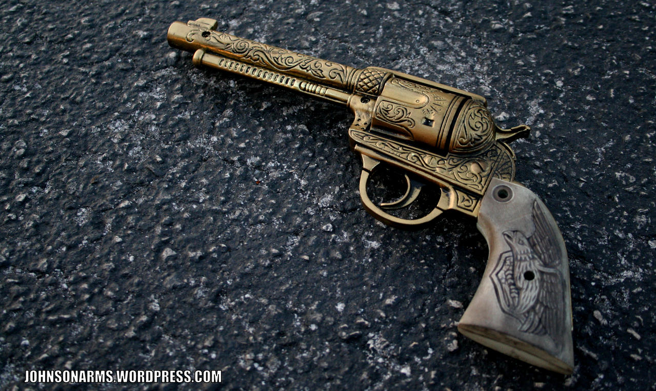Dollar Store Cap Gun by JohnsonArms