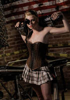 Steampunk Assassin by JohnsonArmsProps