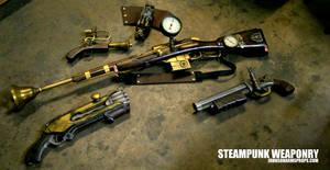 Steampunk Arsenal