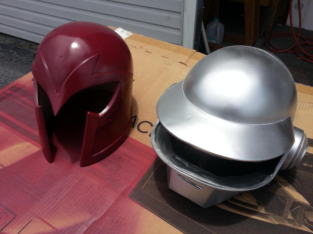 magneto helmet replica - photo #13
