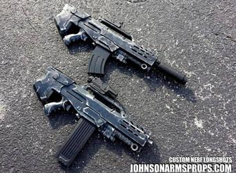 Tactical Longshots by JohnsonArmsProps