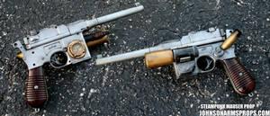 Steampunk Mauser combo