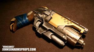 Vengeance - Custom Nerf Hammershot