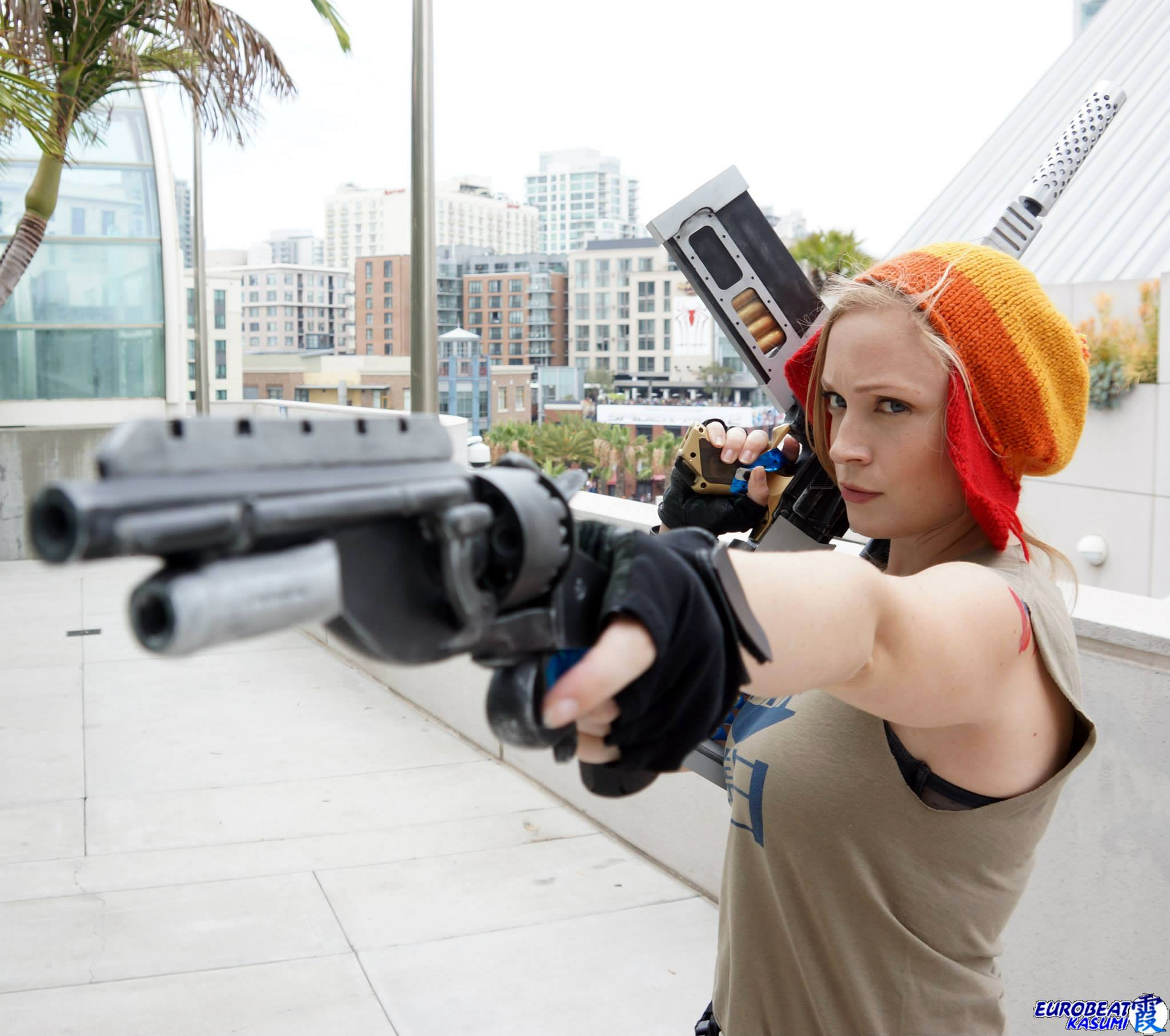 Christina Teffison - Rule 63 - Jayne Cobb Cosplay by JohnsonArms