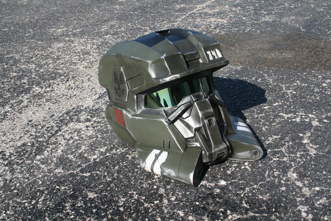 Halo EOD Helmet v2 by JohnsonArms