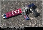 Custom Borderlands 2 'Infinity Pistol' Prop