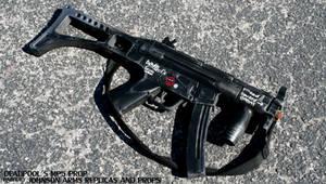 Deadpool's MP5 Prop