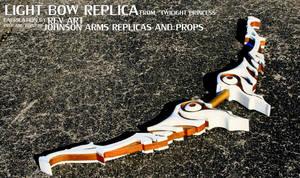 Twilight Princess 'Light Bow' Prop