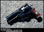 Custom Hellboy 'Good Samaritan' Replica Prop