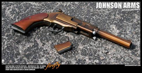 Captain Mal Reynold's Pistol Replica - Firefly