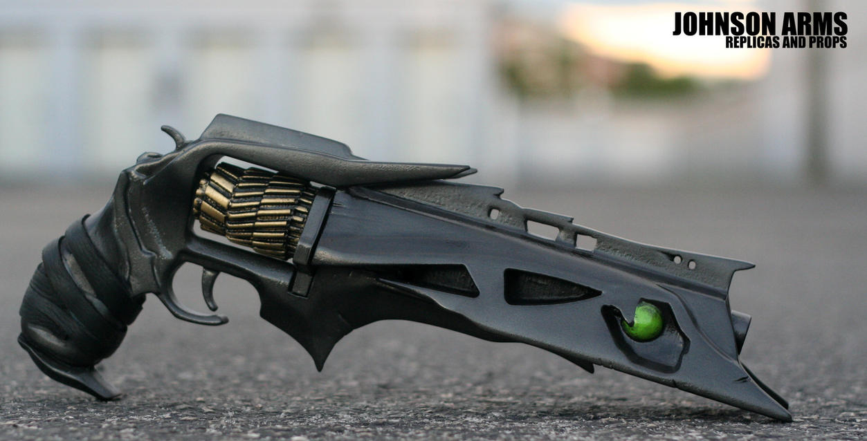Destiny inspired Thorn Hand Cannon Replica by JohnsonArms