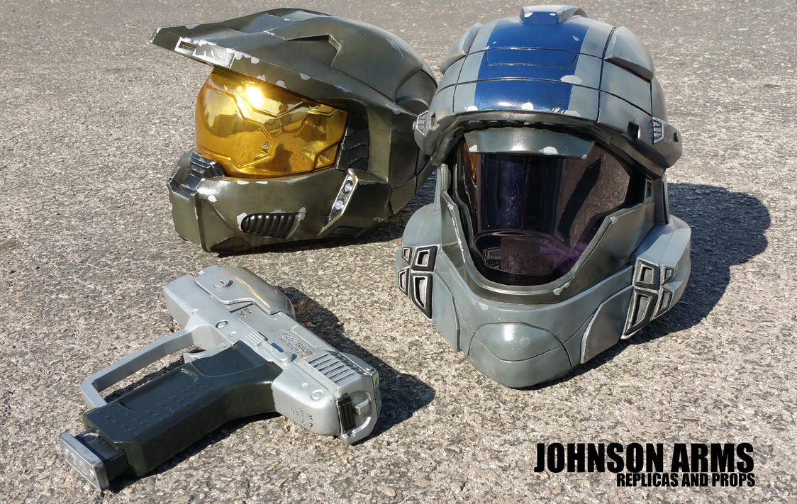 HALO: ODST Replicas by JohnsonArms