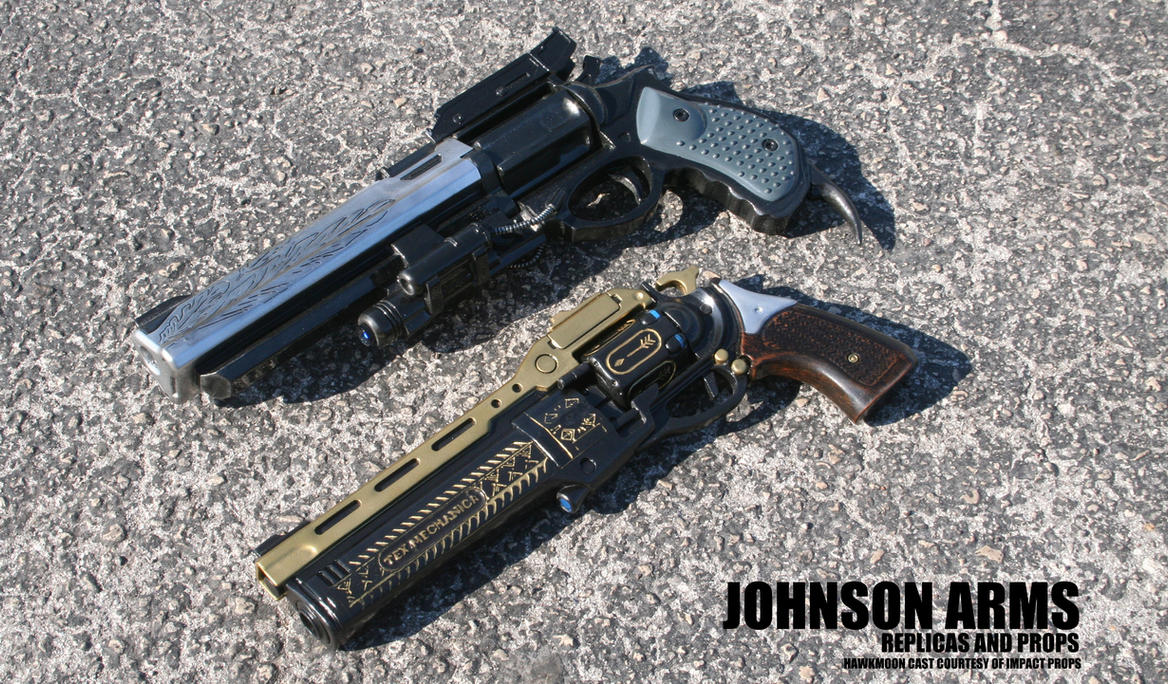 Destiny exotic replicas hawkmoon the last word by johnsonarms on