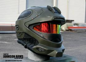 HALO Recon Helmet Replica by JohnsonArmsProps
