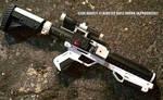 Star Wars TFA F-11 Blaster Replica WIP