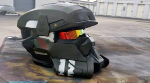 Halo EOD Helmet Replica v3 by JohnsonArmsProps