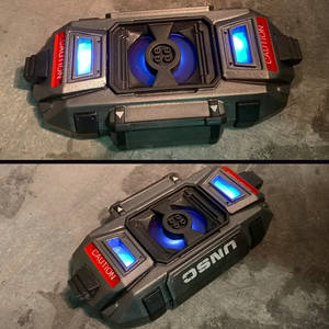 Halo 5 Armor Ability Module Replica with LEDs