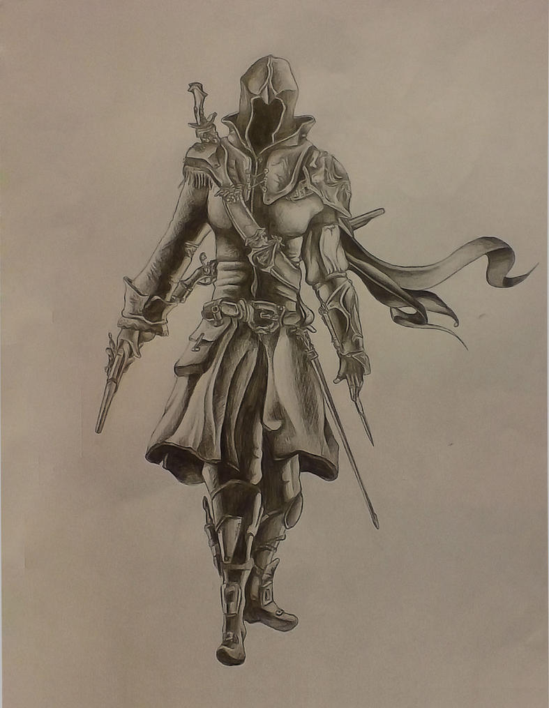 assassins creed III by spirit3886