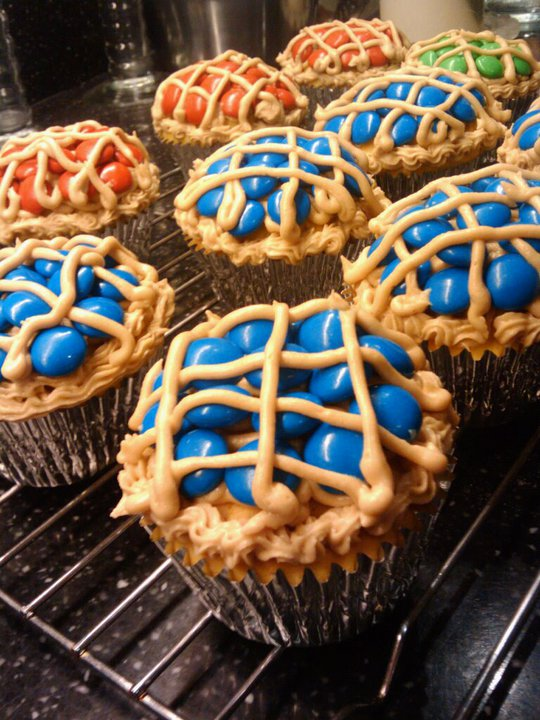 Pie Cupcakes 2 by CrossFade1105