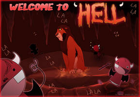 Welcome to hell by Mel777