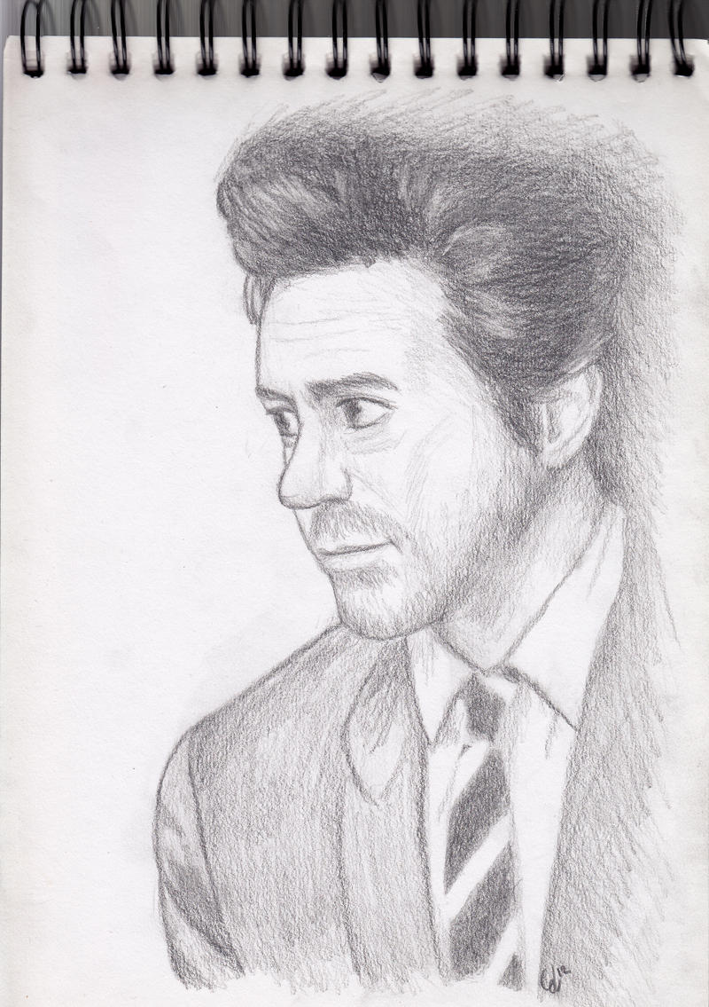 - Robert Downey Jr. by NightMagican