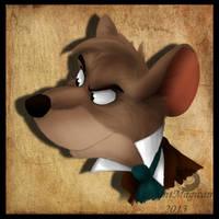 Basil of Baker Street by NightMagican