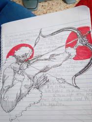 Ka wa he archer by guel8996
