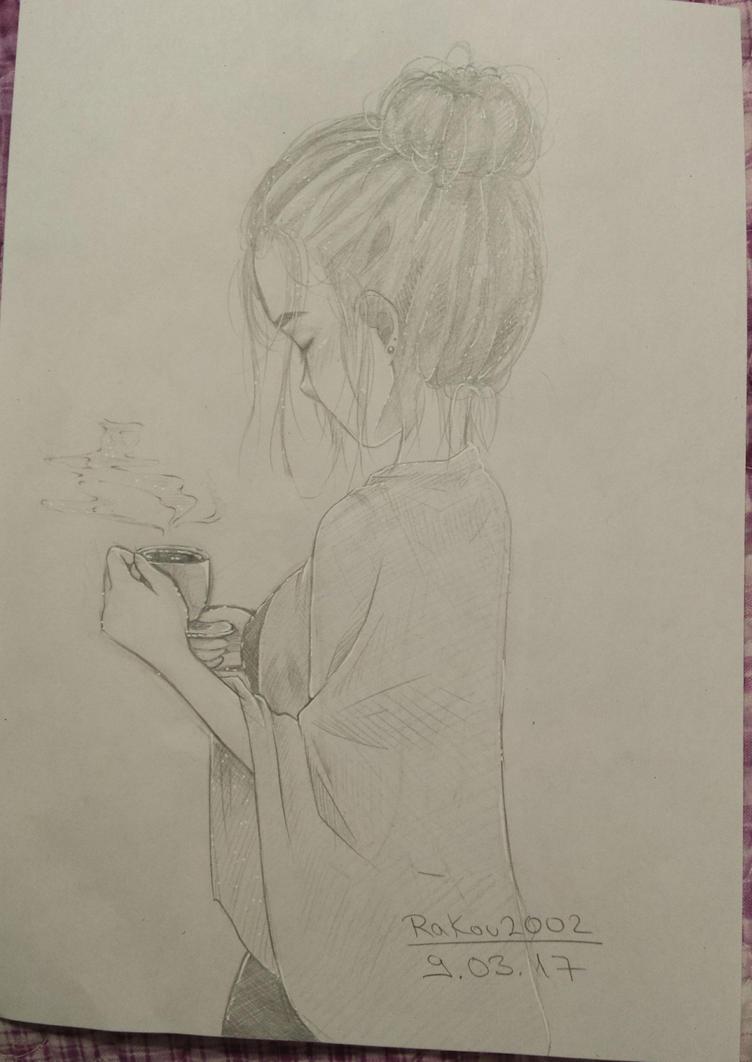Tea Time by RaKou2002