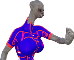Ansaksie studio for 3d comics 2: marble skin by Puffolotti4iji