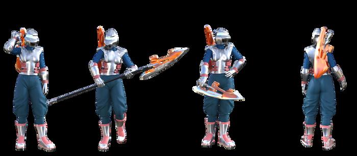 Vateilika's blade (sci-fi weapon design)