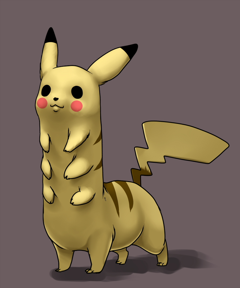 a Pikachu thing by Kemikel