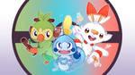 Pokemon Sword/Shield starters!