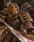 samurai warrior  //me?