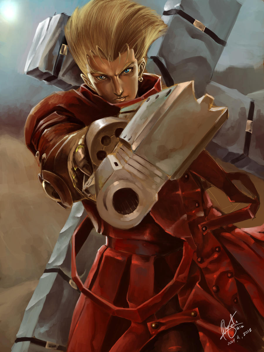 images about trigun - photo #34