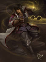 ninja saga 6 nel kun sparda by wizyakuza